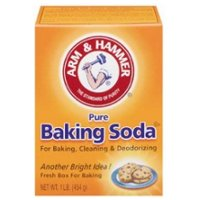 ArmHammer Baking soda 200 Le Secret des Pâtisseries Américaines : Baking Powder et Baking Soda