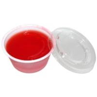 Verres en plastique pour Jell-O shots