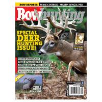 Abonnement au magazine américain Bowhunting World