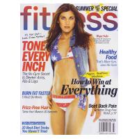 Abonnement au magazine américain Fitness