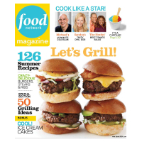 Abonnement au magazine américain Food Network Magazine