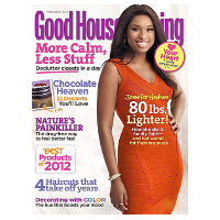 Abonnement au magazine américain Good Housekeeping