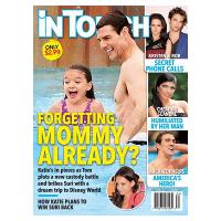 Abonnement au magazine américain In Touch Weekly