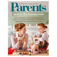 Abonnement au magazine américain Parents