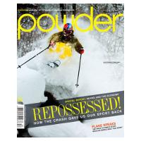 Abonnement au magazine américain Powder