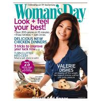 Abonnement au magazine américain Woman's Day
