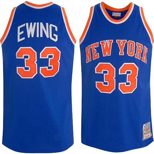Ramenez vous en souvenir un jersey des l'équipe de Knicks de NYC
