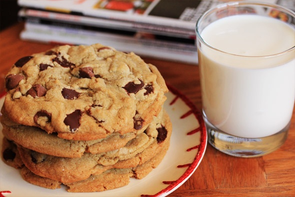 Recette des cookies moelleux américains