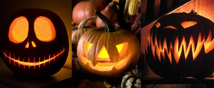 50 Ideas Originales para Decorar tu Calabaza de Halloween