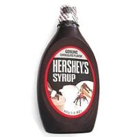 sirope de chocolate hersheys