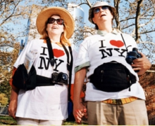 NY Touristes