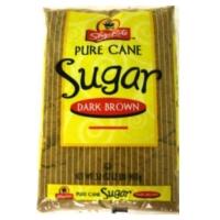 azúcar moreno americano