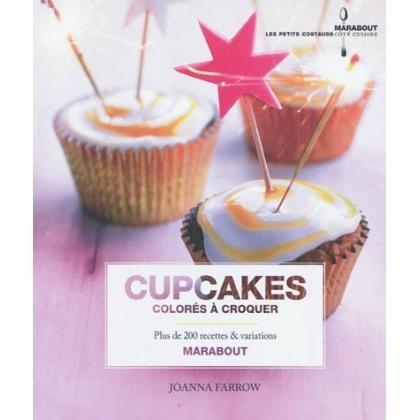 Livre de recettes de cupcakes