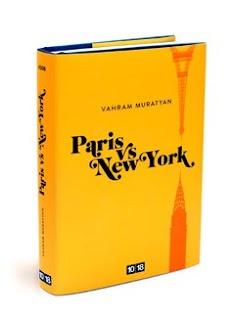 Livre Paris Vs New York