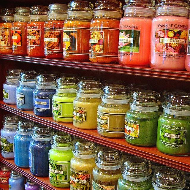 Acheter Yankee Candles en France