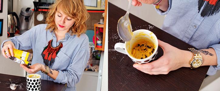 Préparer des gâteaux au micro-ones par Juices And Cakes