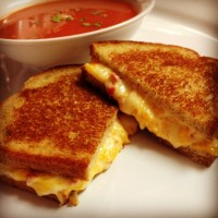 Recette du Grilled Cheese Sandwich