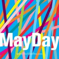 May Day rubans pour maypole dance
