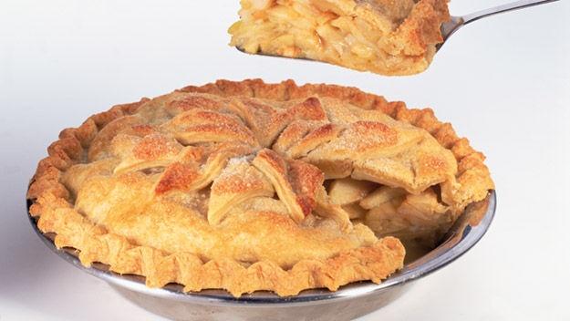 Recette de la vraie apple pie am ricaine - Recette traditionnelle cuisine americaine ...