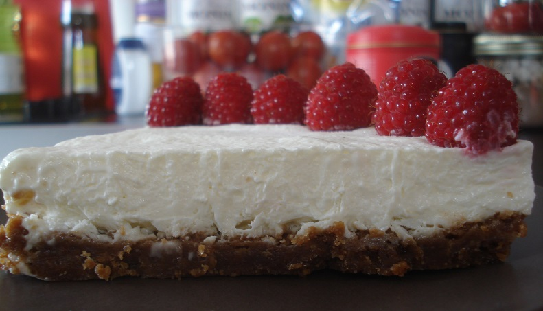 cheese cake citron recette