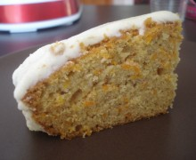 Carrot Cake part
