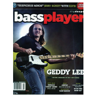 Abonnement au magazine américain Bass Player