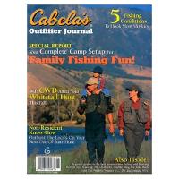 Abonnement au magazine américain Cabela's Outfitter Journal