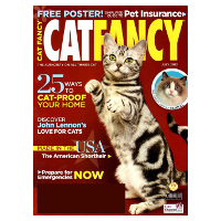Abonnement au magazine américain Cat Fancy