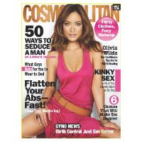 Abonnement à la version américaine du magazine Cosmopolitan