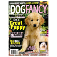 Abonnement au magazine américain Dog Fancy