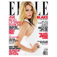 Abonnement au magazine américain Elle