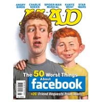 Abonnement au magazine américain Mad