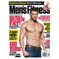 Abonnement au magazine américain Men's Fitness