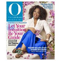 Abonnement au magazine américain Oprah Magazine
