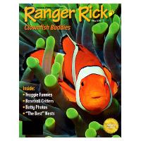 Abonnement au magazine américain Ranger Rick