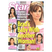 Abonnement au magazine américain Star