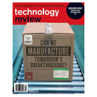 Abonnement au magazine américain Technology Review