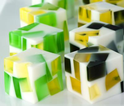 cubes jello shots