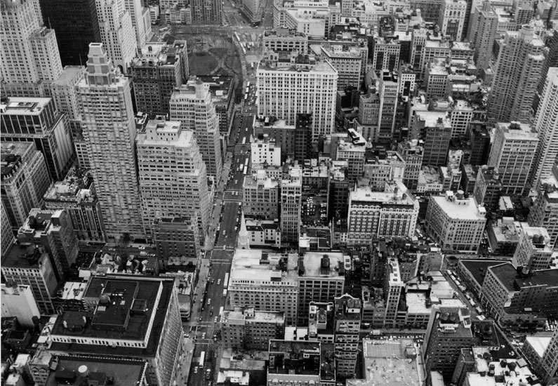 les buildings de NYC