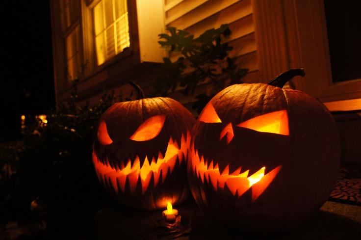 Comment creuser sa citrouille d'Halloween