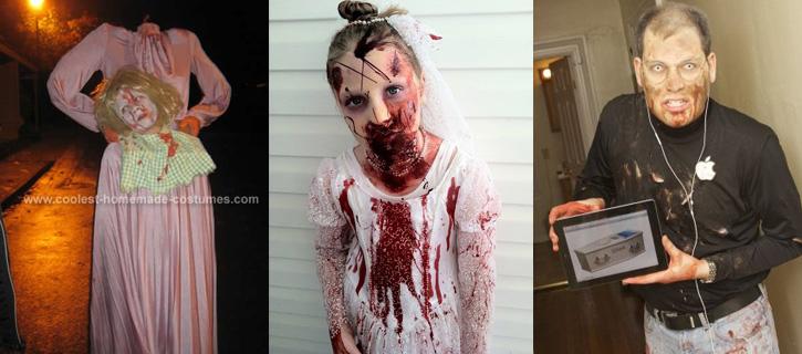 disfraz zombie original