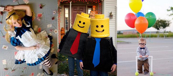 100 Idées de Costumes Originaux pour se Déguiser à Halloween