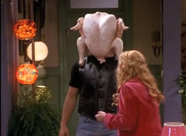 La Tradition de Thanksgiving : Revue et Corrigée par la Série «Friends»