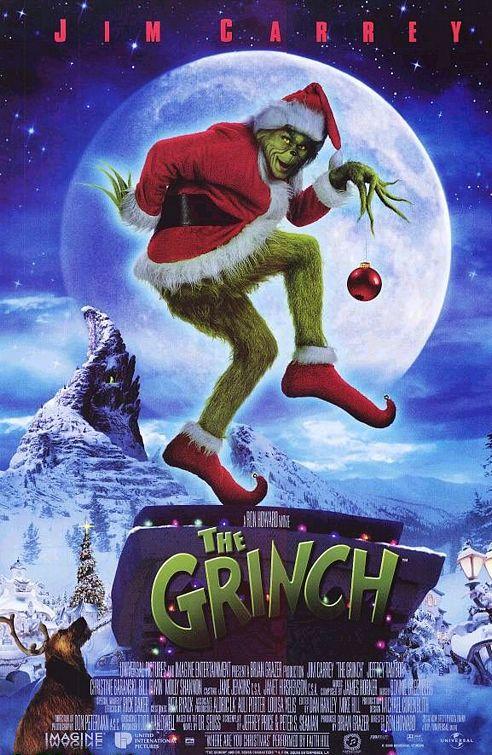 Film Le Grinch