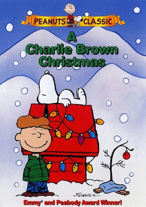 Film le noël de Charlie Brown