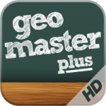 App smartphone Geomaster