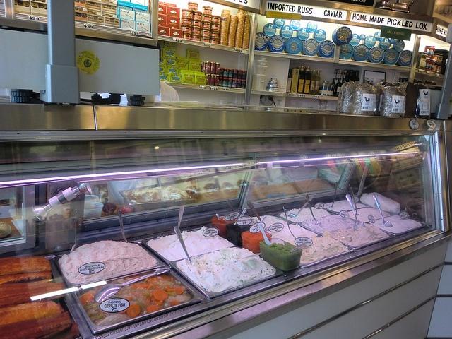 Différentes variétés de cream cheese pour bagel