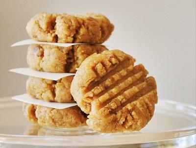 La Vraie Recette Américaine des Peanut Butter Cookies