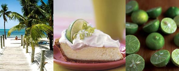 La Vraie Recette Américaine de la Key Lime Pie de Floride !