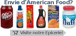 vente de produits américains en France